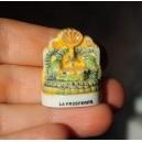 """Фонтан """"Процветание"""". Фарфоровая коллекционная миниатюра. Франция. FEVE."""