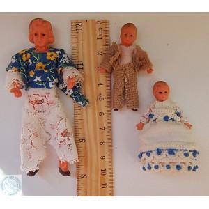 Резиновые куколки