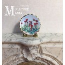 The Double Daisy Fairy - миниатюрная тарелка из серии Цветочные феи Сесиль Марии Баркер